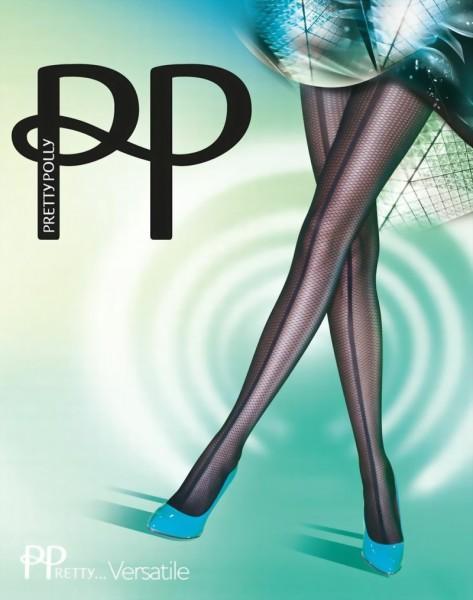 Trendy pantys met patroon en naad PPretty ... Versatile van Pretty Polly