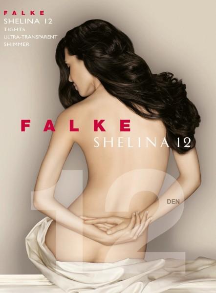 FALKE Panty Ultra-transparent Shelina 12 den