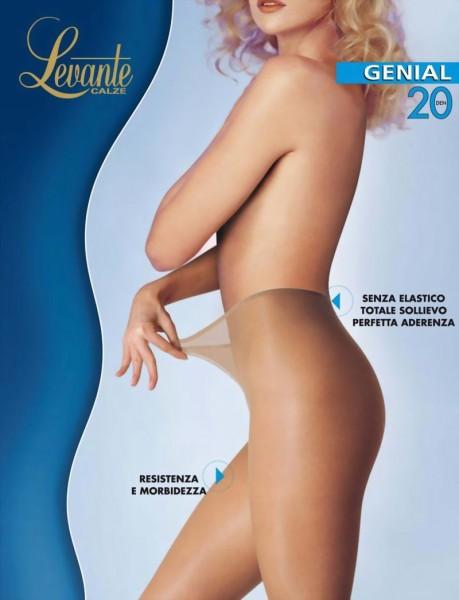 Comfortabele pantys Genial 20 van Levante