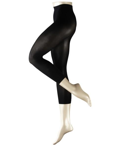 FALKE Pure Matt 50 - Semi-opaque, matte capri leggings