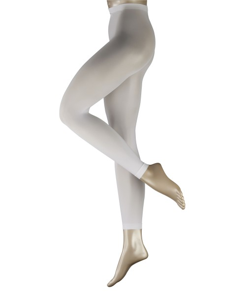 FALKE Pure Matt 50 - Semi-opaque, matte leggings