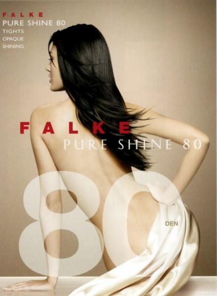 FALKE Panty Pure Shine 80 den