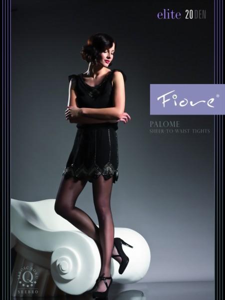 Klassieke gladde panty Palome van Fiore, 20 DEN