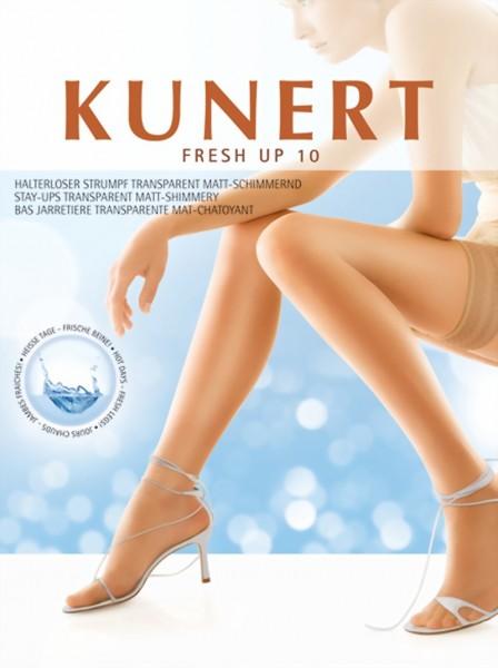 Zomer stay-ups met een sierband Fresh Up 10 van Kunert