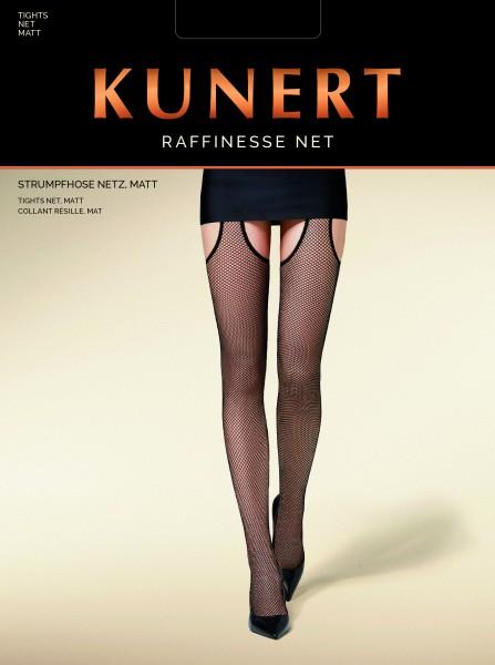 Strippanty met fijne netstructuur Raffinesse Net Sexy van Kunert