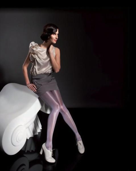 Gladde glanzende panty Raula van Fiore, 40 DEN