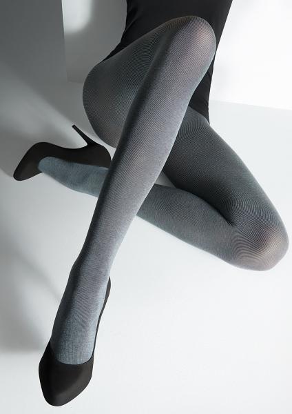 Gladde opaque panty met katoen Arctica 80 van Marilyn