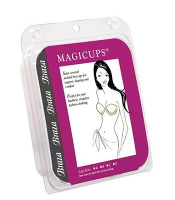 MAGICUPS Magicups  trägerloser BH  aber ohne Rückenband
