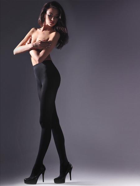 Gladde ondoorzichtige panty Microfibre 60 DEN van Gabriella