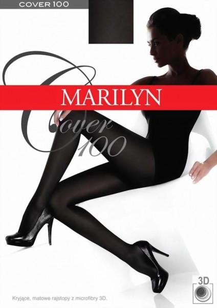 Gladde ondoorzichtige pantys Cover 100 van Marilyn