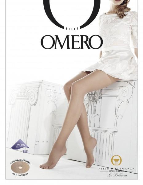 Gladde panty zeer goed bestand tegen ladders Permaneo 20 van Omero