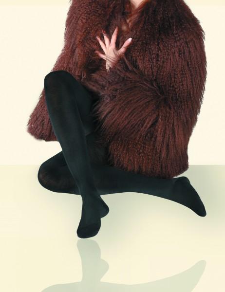 Opaque, bijzonder zachte winterpanty met zijde, wol och kasjmier Gerbe