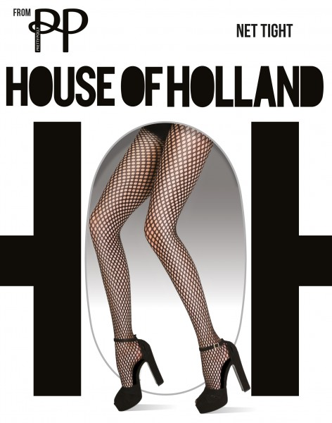 Trendy netpanty Net Tight van House of Holland for Pretty Polly