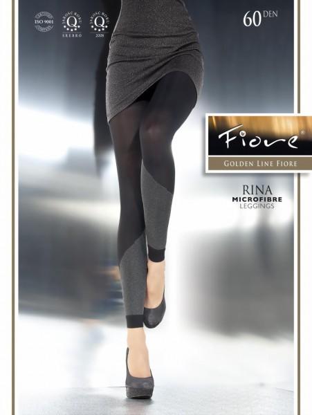 Leggings met patroon Rina van Fiore, 60 DEN