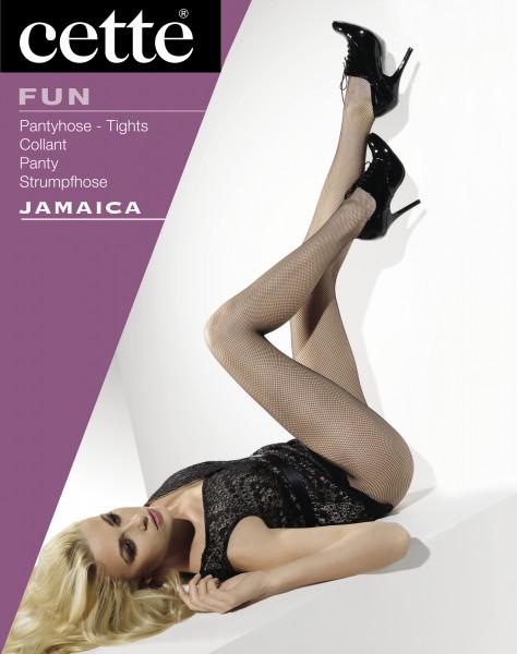 Cette Jamaica - Klassieke netpanty