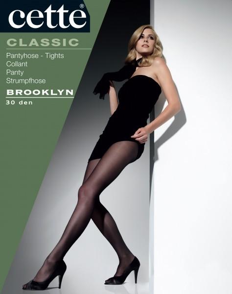Cette Brooklyn - Gladde klassieke semi-doorlopende panty