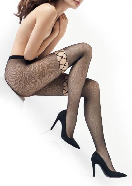 Netpanty met naadloze broek Charly van Marilyn