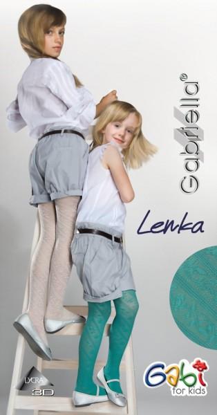 Kinderpantys met bloemenpatroon Lenka van Gabriella