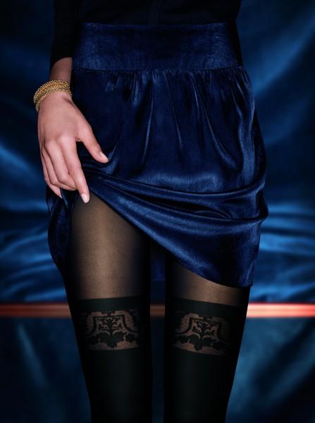 Trendy panty met kousenmotief Tempting Lingerie van KUNERT