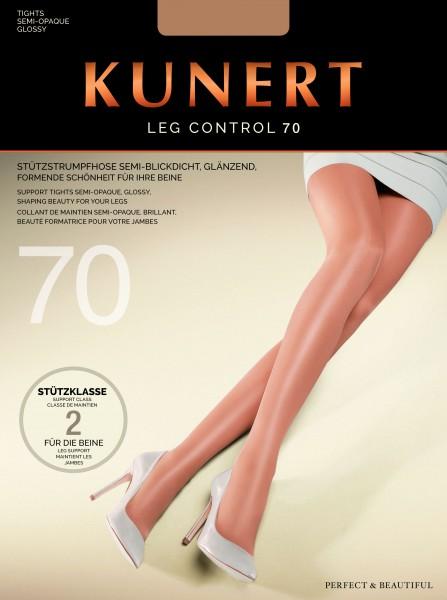 Comfortabele steunpanty Leg Control 70 van KUNERT