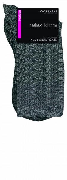 Sokken van katoen en wol Relax Klima van Hudson