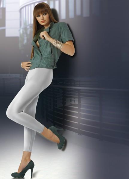 Opaque legging met naadloze broek en satijnglans Arabel van Annes, 90 DEN