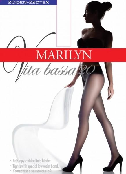 Gladde heuppanty Vita Bassa 20 van Marilyn