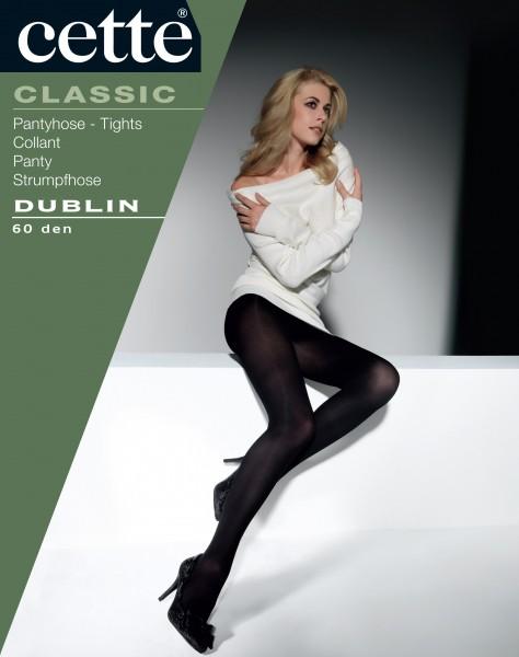 Cette Dublin - Opaque panty met satijnglans