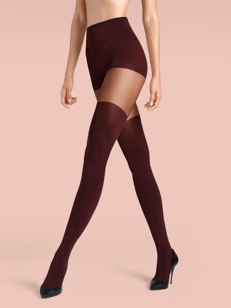 Panty met overknee-motief Claudia Schiffer Legs No. 6 KUNERT de Luxe