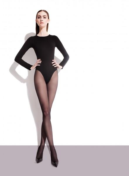Klassieke gladde panty van licht microvezel Alani van Fiore, 20 DEN