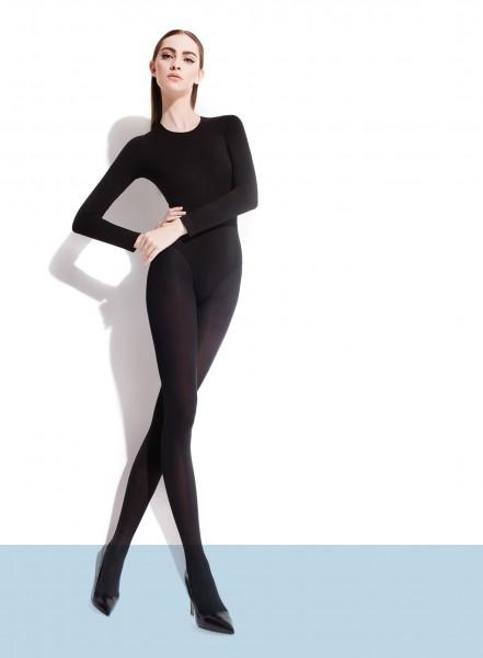 Klassieke gladde opaque panty van Fiore