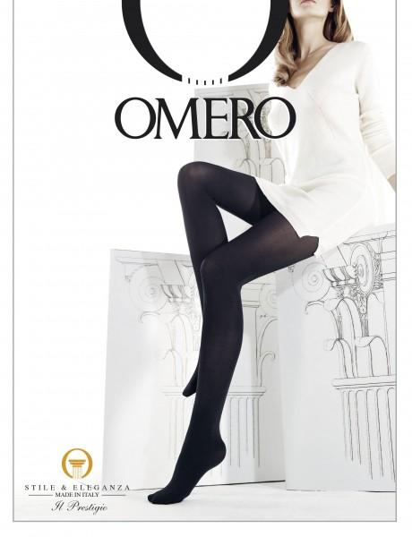 Gladde opaque panty Eris 70 van Omero