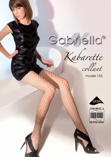 Elegante klassieke netpanty Kabarette 153 van Gabriella