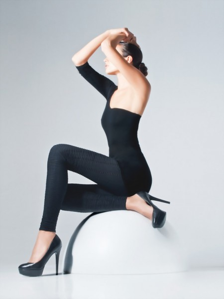Trendy leggings Adina van Cecilia de Rafael, 60 DEN