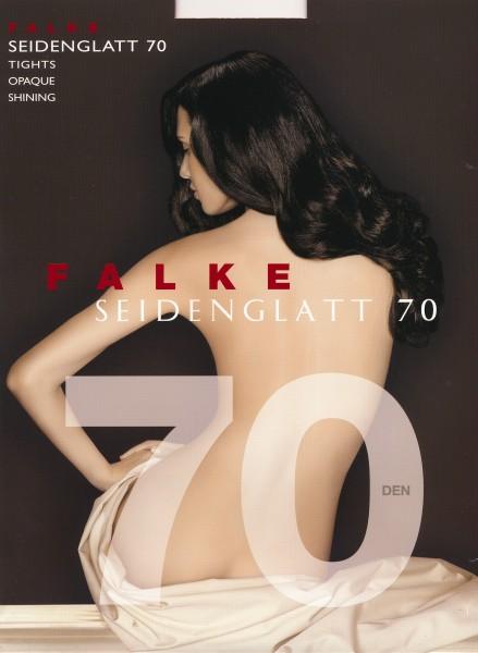 FALKE Seidenglatt 70 - Opaque panty met satijnglans