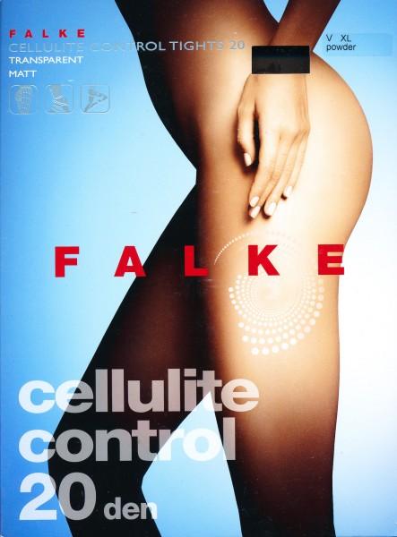 FALKE Cellulite Control 20 - Transparante anti-cellultis panty