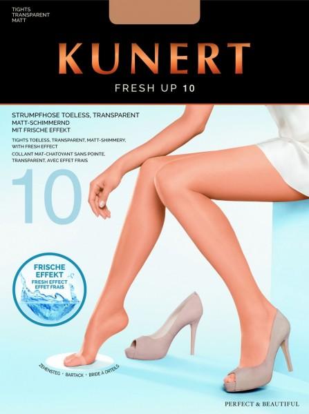 Teenloze zomerpantys Fresh Up 10 van Kunert