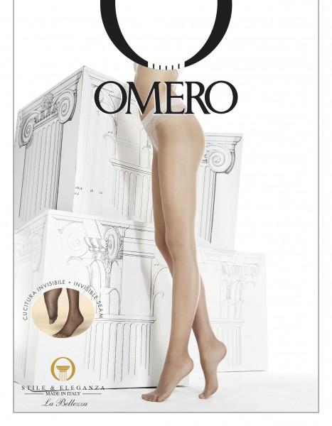 Transparante zomerpanty Beauty van Omero, 10 DEN