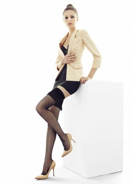 Stay ups met verleidelijk sierband Coco van Marilyn