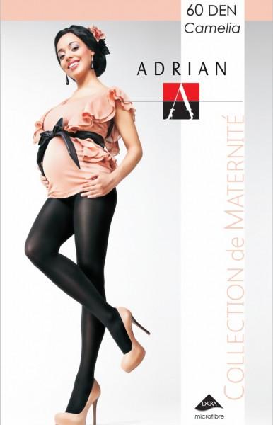Ondoorzichtige zwangerschapspanty Camelia van Adrian, 60 DEN